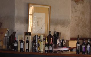 Juanico Vineyards Tasting Room